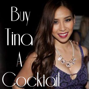 Buy Tina a Cocktail!